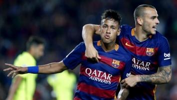 Neymar ludo proslavio gol na FIFA 16