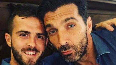 Pjanićev oproštaj od Buffona