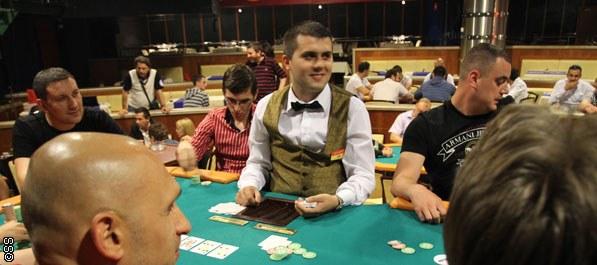 Finale poker lige 500 u Coloseum Clubu