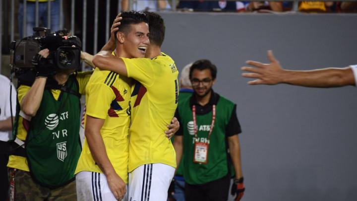 Kolumbija bolja od Sjedinjenih Država, Meksiko od Kostarike