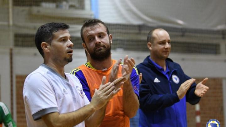 Mulahmetović: Ne bježimo od uloge favorita