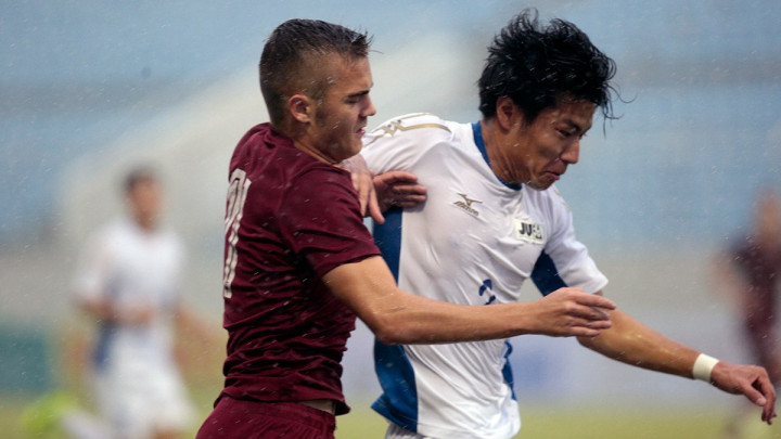 Juniori FK Sarajevo izgubili od Univerzitetske selekcije Japana