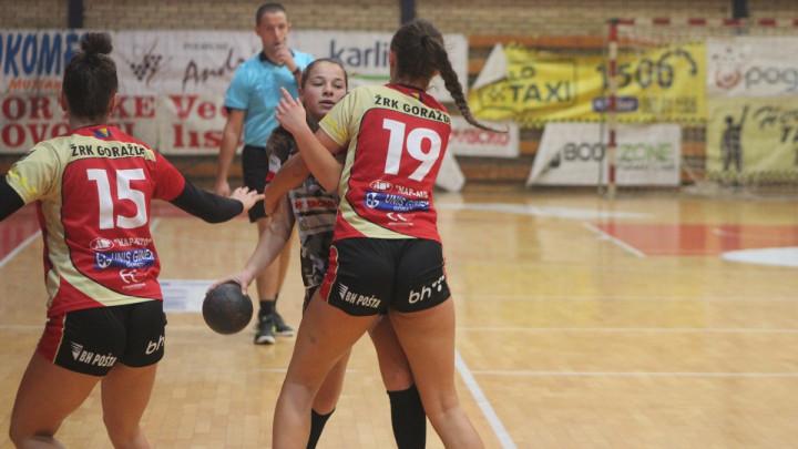 Pripreme za drugi dio sezone počele su i rukometašice ŽRK Goražde