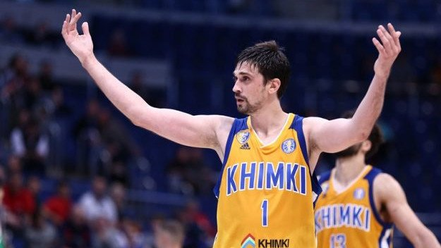 Nakon nekoliko godina Alexey Shved slobodan igrač