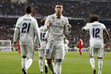 Real bez Ronalda pokazao snagu i pregazio Sevillu