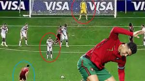 """Kako je Neuer """"anulirao"""" Ronalda: Slobodnjak sa 30 metara i skroman živi zid, epilog - (ne)očekivan"""