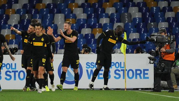 Napoli častio Nerazzurre na San Paolu: Interu velika tri boda za povratak na vrh