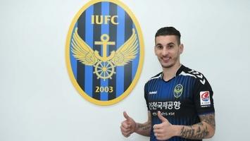 Otišao u Koreju: Bunoza potpisao za Incheon United