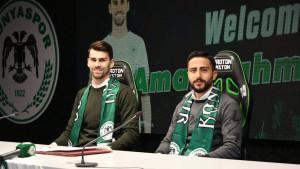 Amar Rahmanović i zvanično potpisao: Poznato koji broj će nositi u Konyasporu