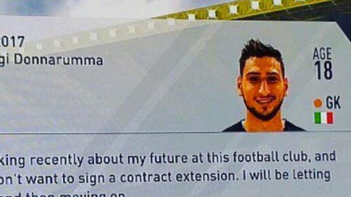 Donnarummina poruka dokazuje da je FIFA veoma realna