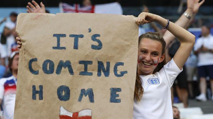 """""""Engleska je dovoljno dobra da osvoji Svjetsko prvenstvo"""""""