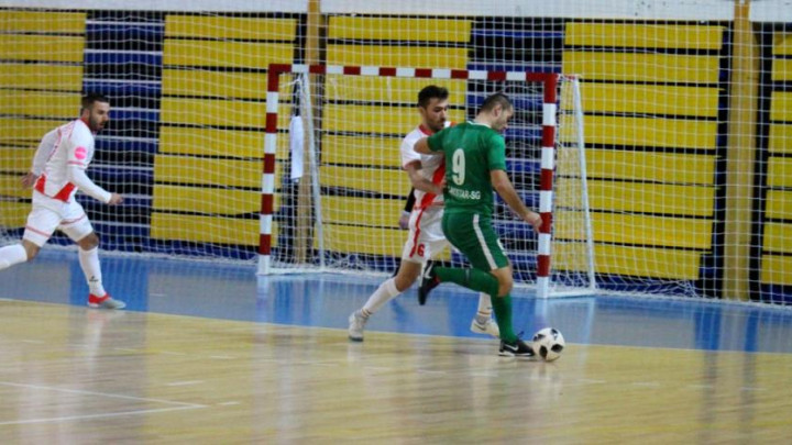 Veliki derbi futsal Premijer lige: HFC Zrinjski dočekuje Mostar SG Staklorad