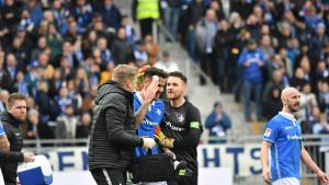 """Đumić krvav završio utakmicu: """"To je bosanska glava"""""""