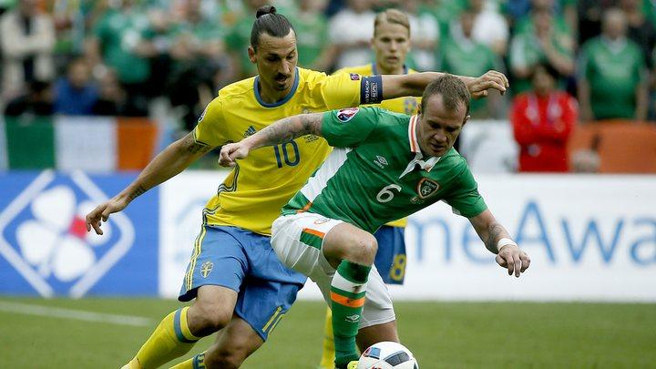Irska i Švedska remizirali u Parizu