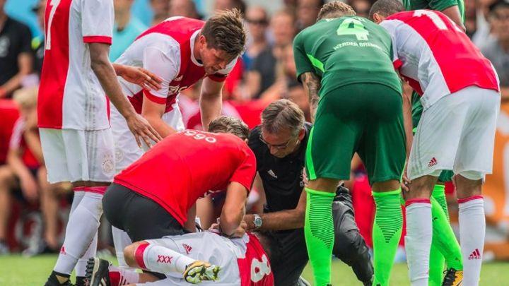 Trajno oštećen mozak mladom nogometašu Ajaxa
