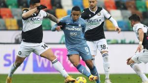 Jedan od najbržih golova ikada u Seriji A i lijep pogodak Muriela u remiju Udinesea i Atalante