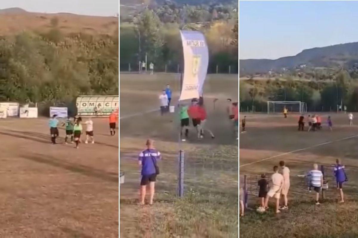 "Tragikomedija na bosanski način: Ustupili im stadion, dobili ""zahvalnicu"" skandaloznim incidentom"