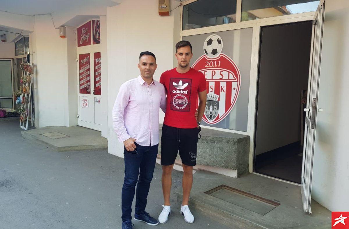 Hrvoje Barišić potpisao za rumunski Sepsi