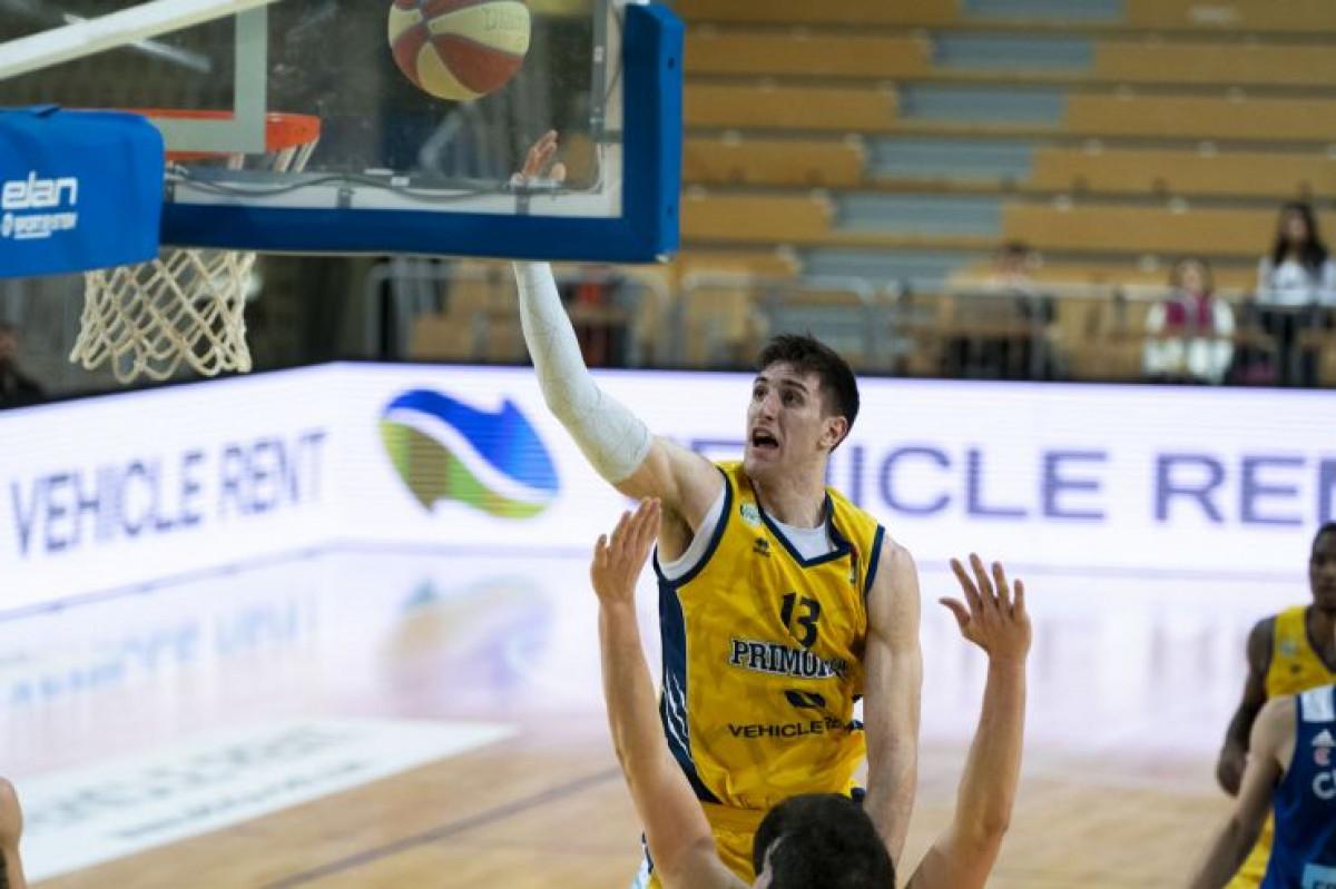 Aleksandar Lazić novi igrač KK Mornar