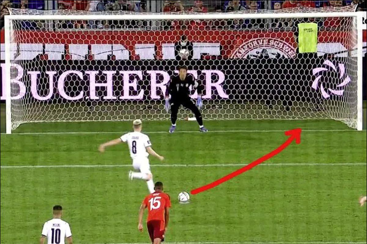 Niko nema taktiku za branjenje kao Sommer: Jedan detalj je dovoljan za hipnozu penalđije