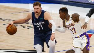 Mavsi opet bolji od Lakersa, Dončić ponovo na nivou