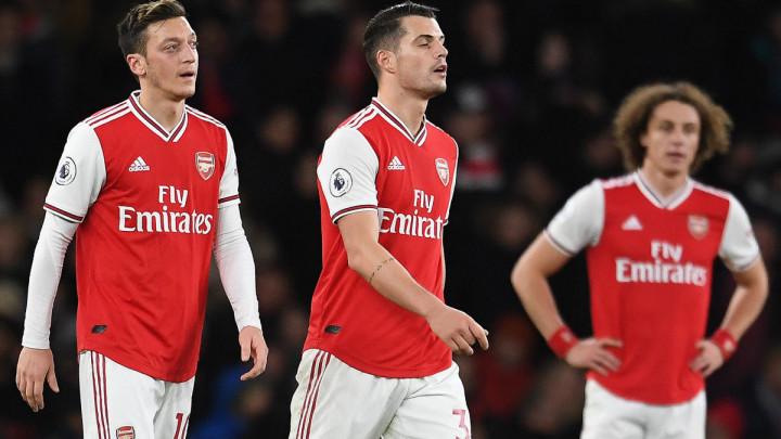 Mesut Ozil u centru pažnje nakon nove blamaže Arsenala