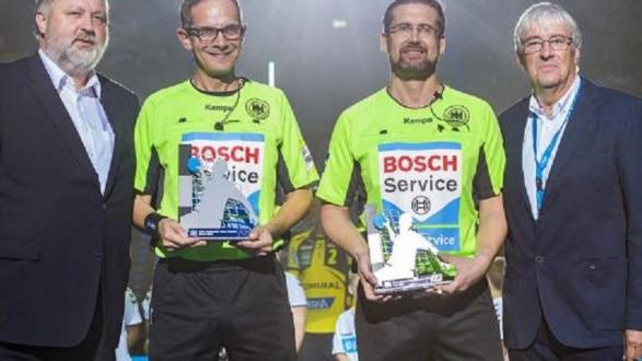 Marcus Helbig i Lars Geipel najbolji sudijski par u Bundesligi
