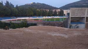 Leotar oduševio svoje navijače: Radovi na stadionu Police su već lagano počeli!