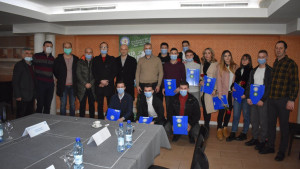 Svečana dodjela rješenja i diploma sudijama sa područja Unsko-sanskog kantona
