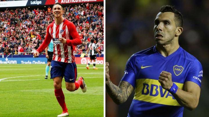 Tevez i Torres u istom timu?
