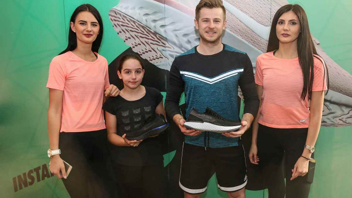 """Trkači iz Sarajeva testirali Nike React – """"Najkompletniju pjenu do sada"""""""