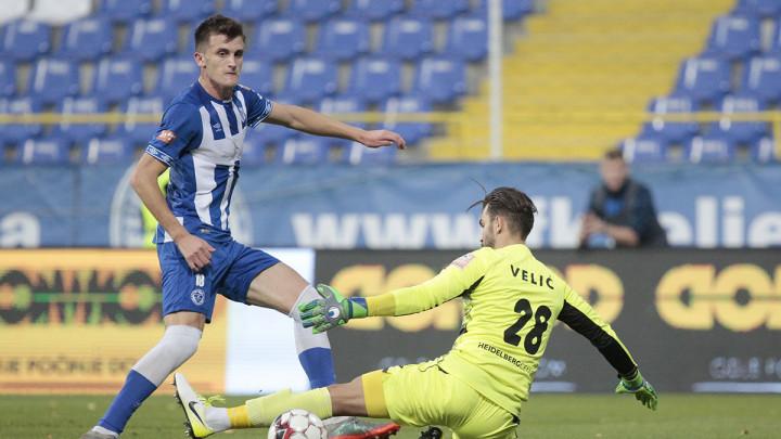 FK Željezničar deklasirao FK Mladost: Plavi do vrha napunili Dobojlije!
