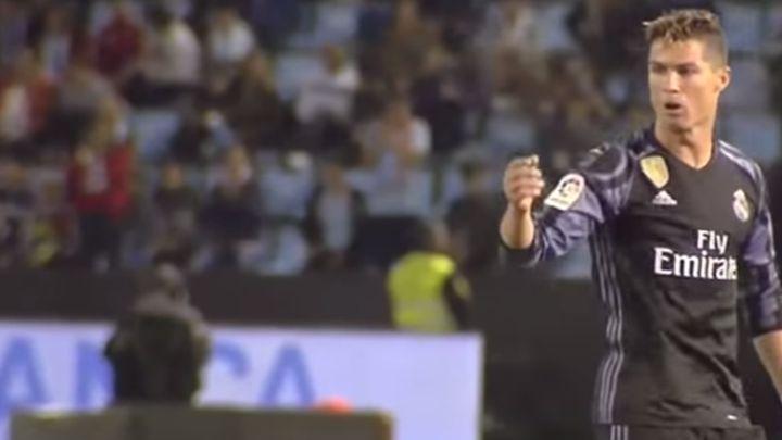 Ronaldo igračima Celte: Koliko su vam platili?