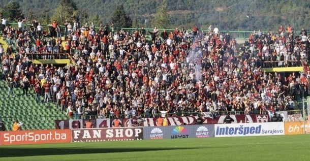Jednoglasno: Sarajevo - Borac 0:3, Koševo suspendovano