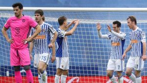 Levante bez ispaljenog metka protiv Sociedada
