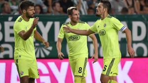 Dinamo i Crvena zvezda traže put ka Ligi prvaka