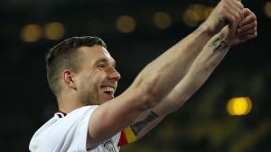 Lukas Podolski završio sve špekulacije o novom timu