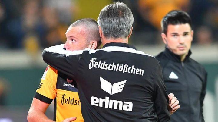 Trener Dresdena: Duljević ima samo jedan problem