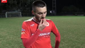 Behram: Drago mi je što smo odigrali jako dobru utakmicu