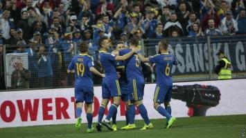 Dvojica debitanata od prve minute protiv Albanije