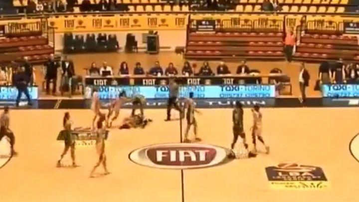 Neshvatljivo: Hrvatska košarkašica izgubila svijest nakon nasrtaja Amerikanke