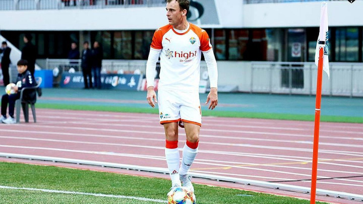 Nemanja Bilbija konačno zaigrao i odmah zabio gol za Gangwon