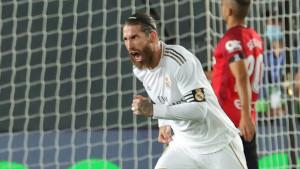 Zidane: Ramos mora završiti karijeru u Realu