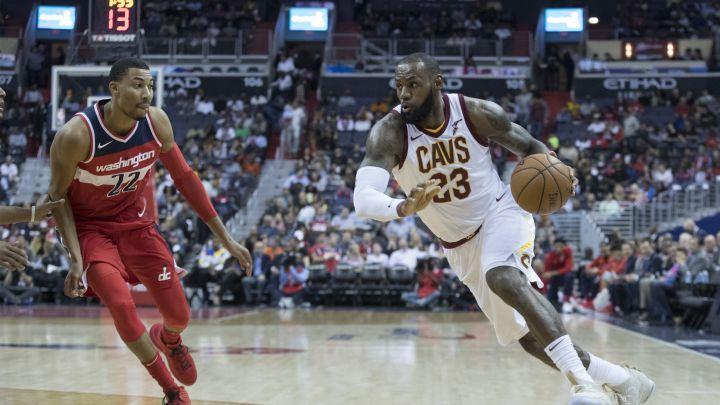 LeBron James s 57 poena srušio Wizardse!