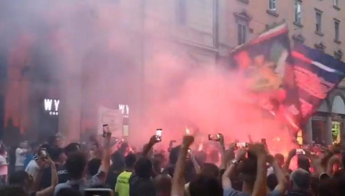 Marko Arnautović nigdje nije tako dočekan kao sinoć u Bologni