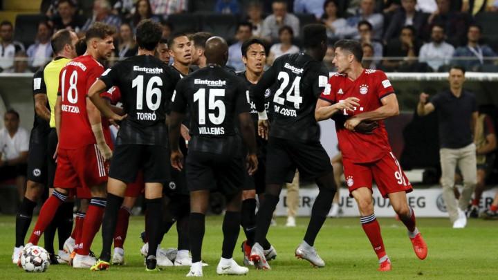 Bayern razmontirao Eintracht u Super kupu Njemačke