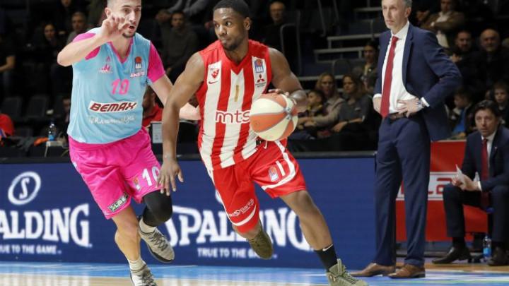Crvena zvezda ubacila tačno 100 poena Megi i poslala poruku Partizanu pred polufinale ABA lige
