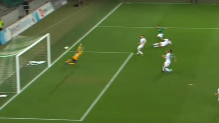 Fenomenalan gol Luke Menala u pobjedi Olimpije