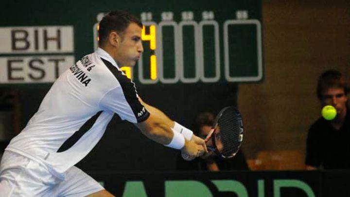 Šetkić u finalu turnira u Uzbekistanu