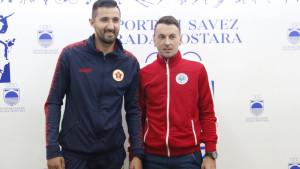 Stojkić i Zvonić: Motiva neće nedostajati, kao ni nama Mostarcima, tako ni momcima sa strane